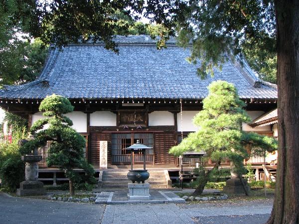 惣一郎さんの菩提寺