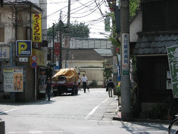 時計坂駅前商店街
